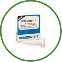 Hemorr-ice For Haemorrhoids Relief And Treatment