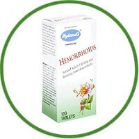 Hyland's Haemorrhoids Tablets