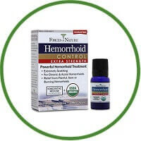 Biotech - Forces Of Nature Organic Haemorrhoid Control