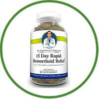 Dr. Frederick's Original 15 Day Rapid Haemorrhoid Relief
