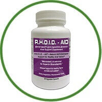R.H.O.I.D. AID - 100% Natural Haemorrhoid Treatment