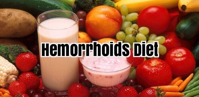 Hemorrhoids Diet